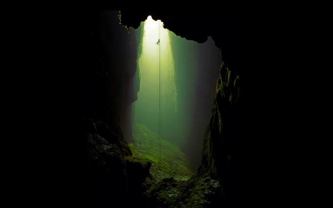 cave images green