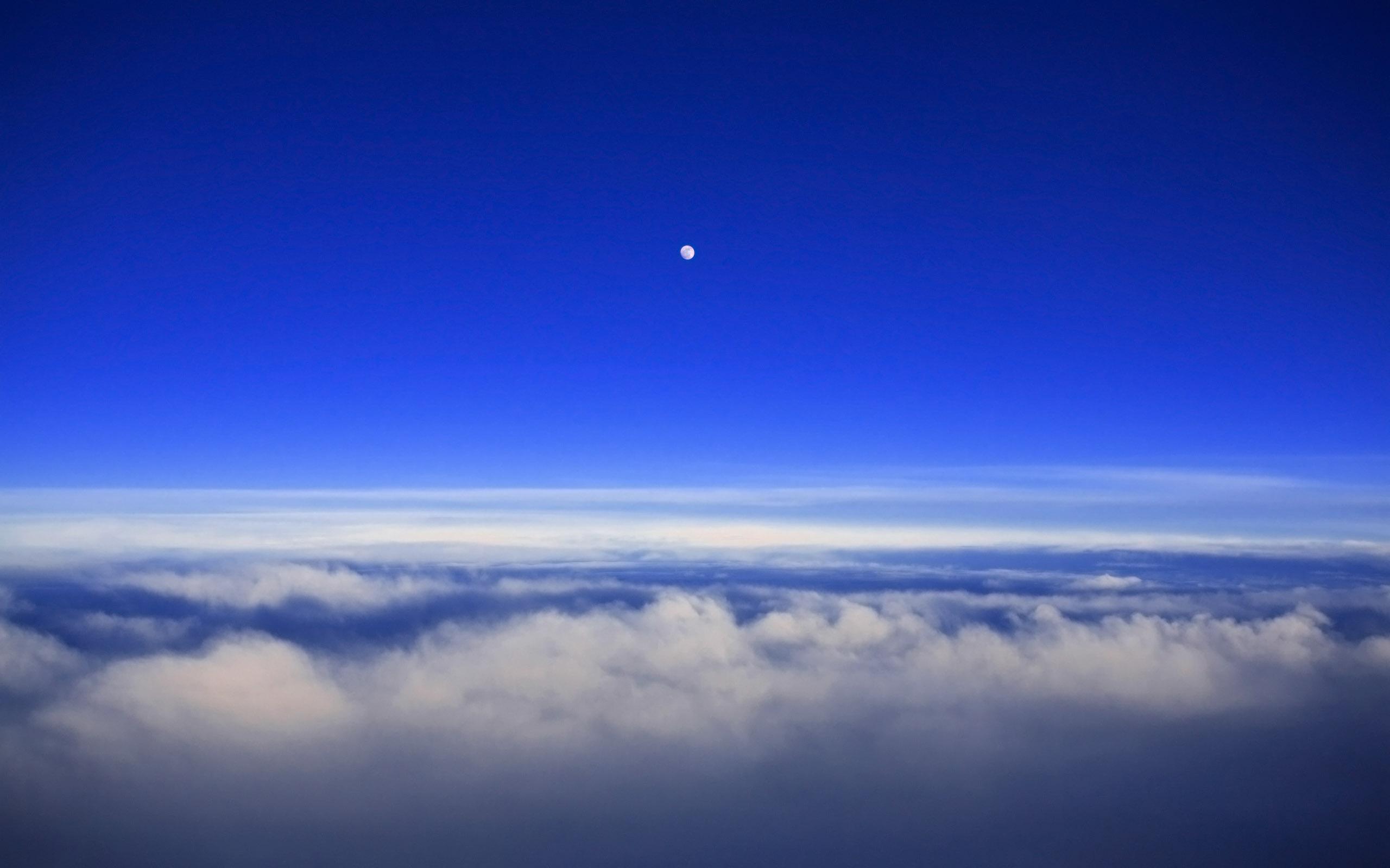 cloud wallpaper blue hd