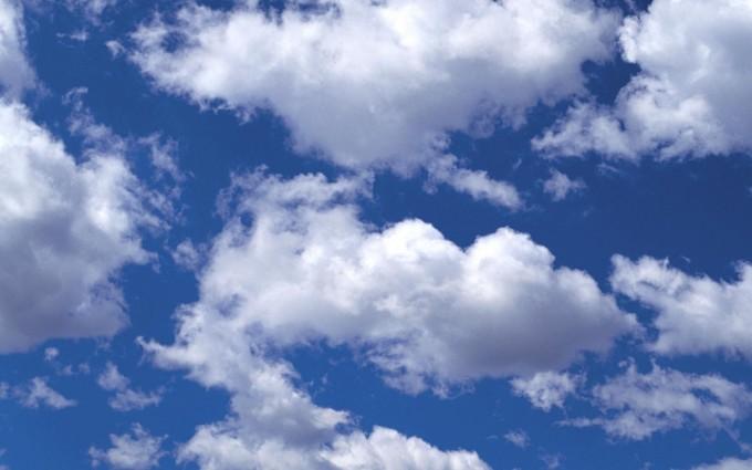 cloud wallpaper fluffy