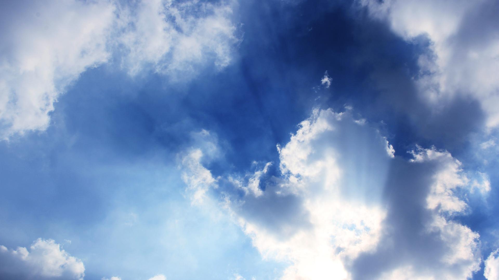 sky clouds wallpaper hd