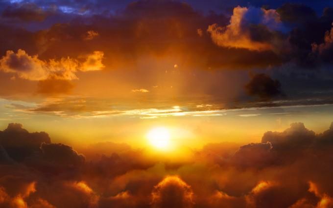 clouds pictures desktop