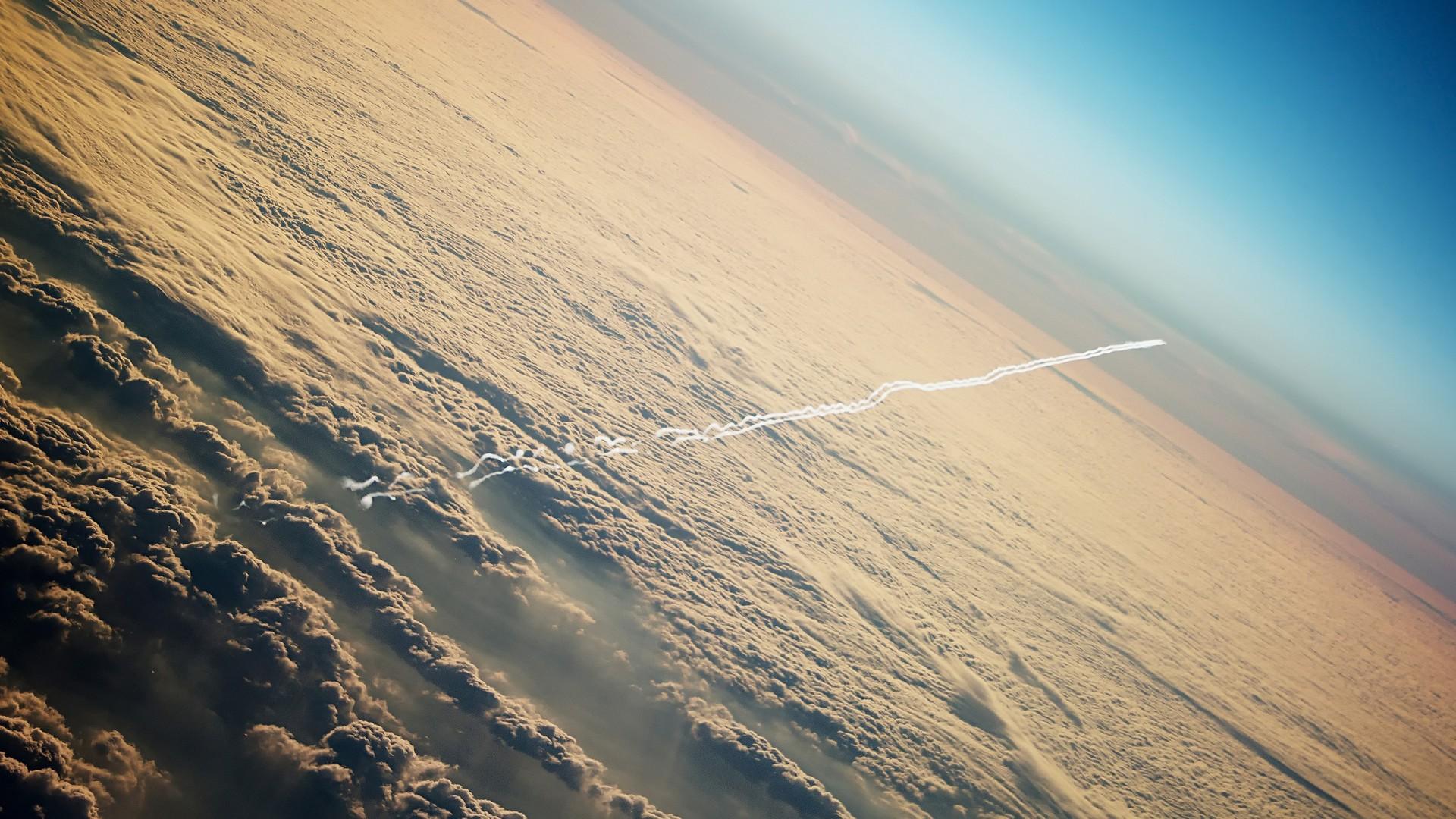 clouds wallpaper magnificent