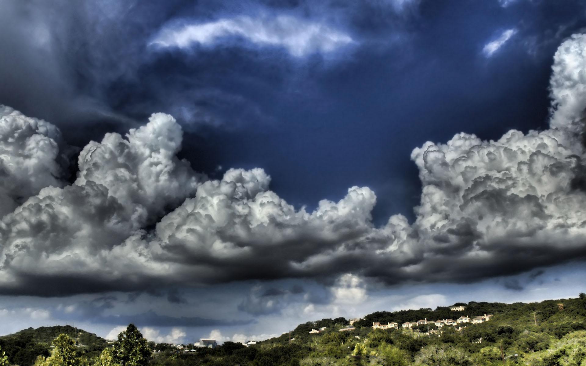 clouds wallpaper pc