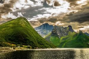 clouds wallpaper scenery