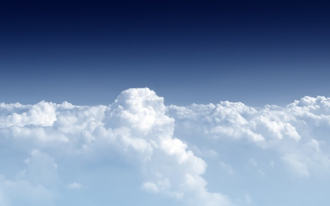 clouds wallpaper tablet
