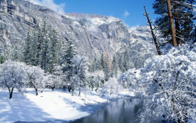 free winter desktop wallpapers backgrounds