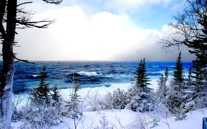 frosty wallpaper 1080p