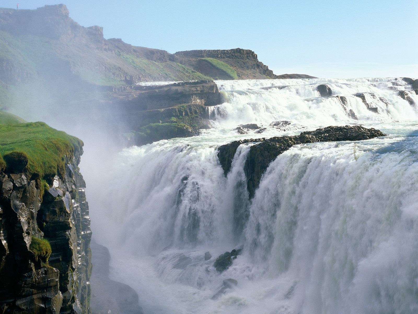 iceland pictures waterfall