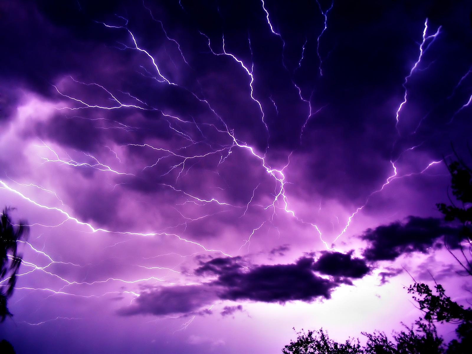 lightning wallpaper hd