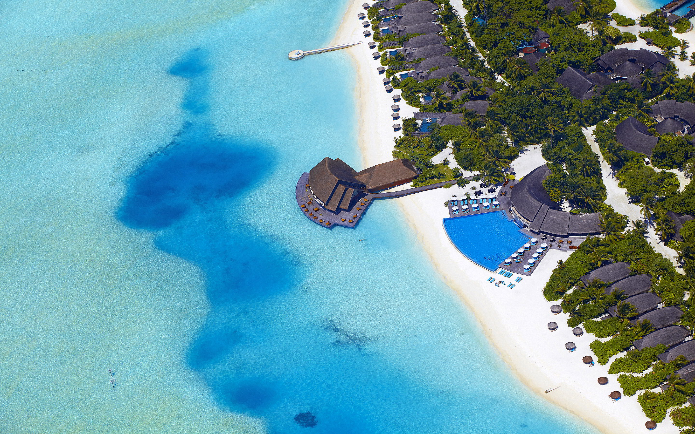 maldives beach resort