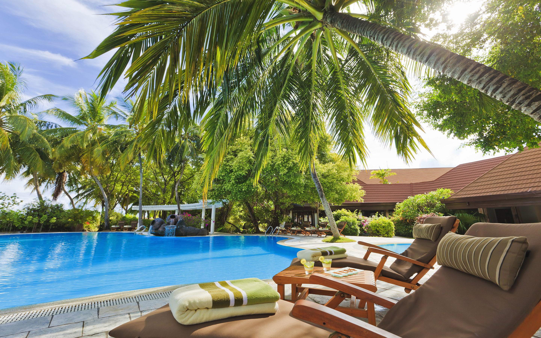 maldives resort hd