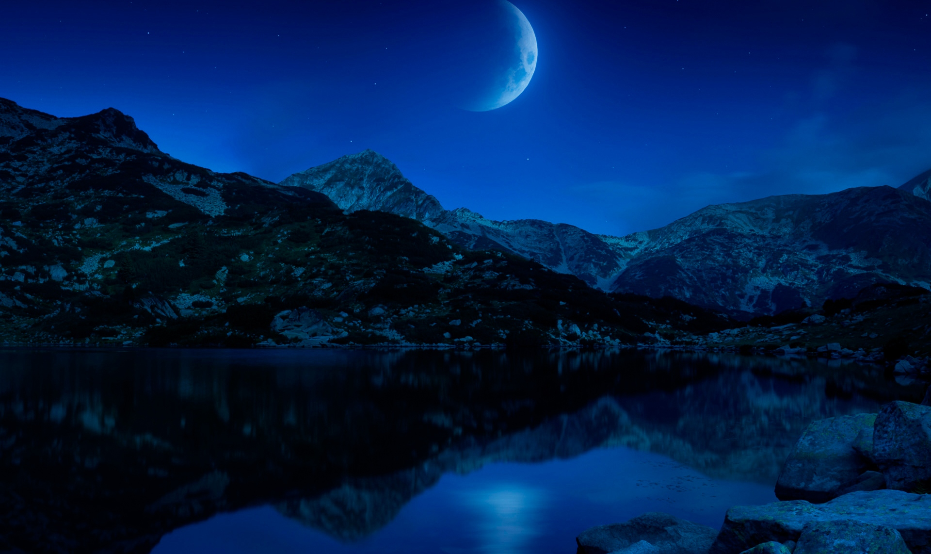 Moon Wallpaper Download Hd Desktop Wallpapers 4k Hd