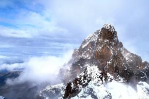 mountain wallpaper peaks