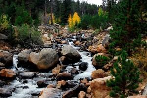 mountain wallpaper rocky river