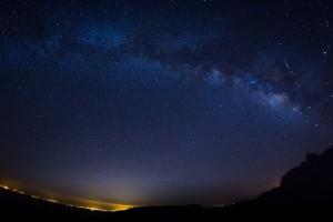 night sky stunning