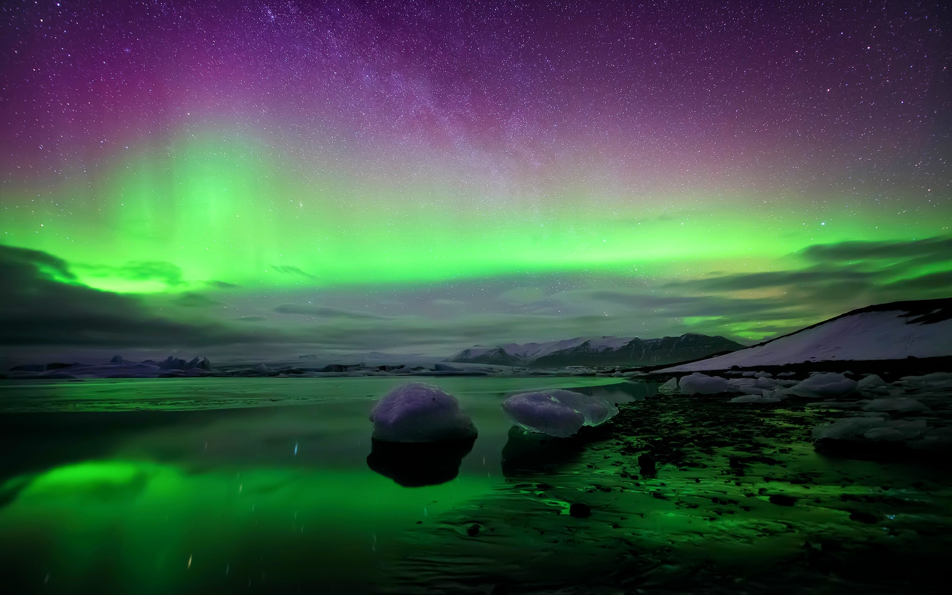 northern light backgrounds A2