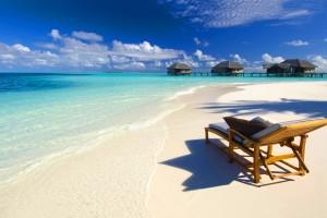 paradise beach maldives