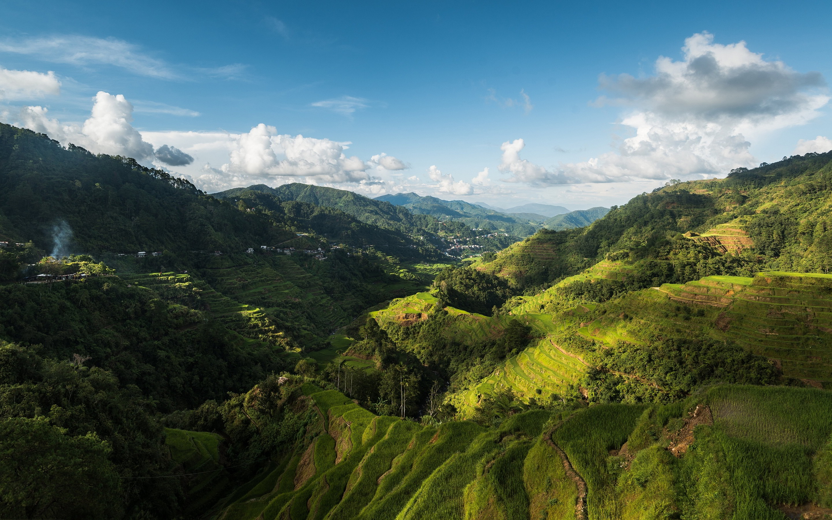 philippines countryside hd