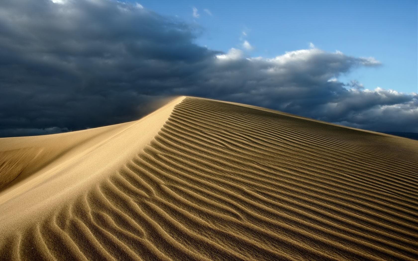 sand dunes wallpaper nature