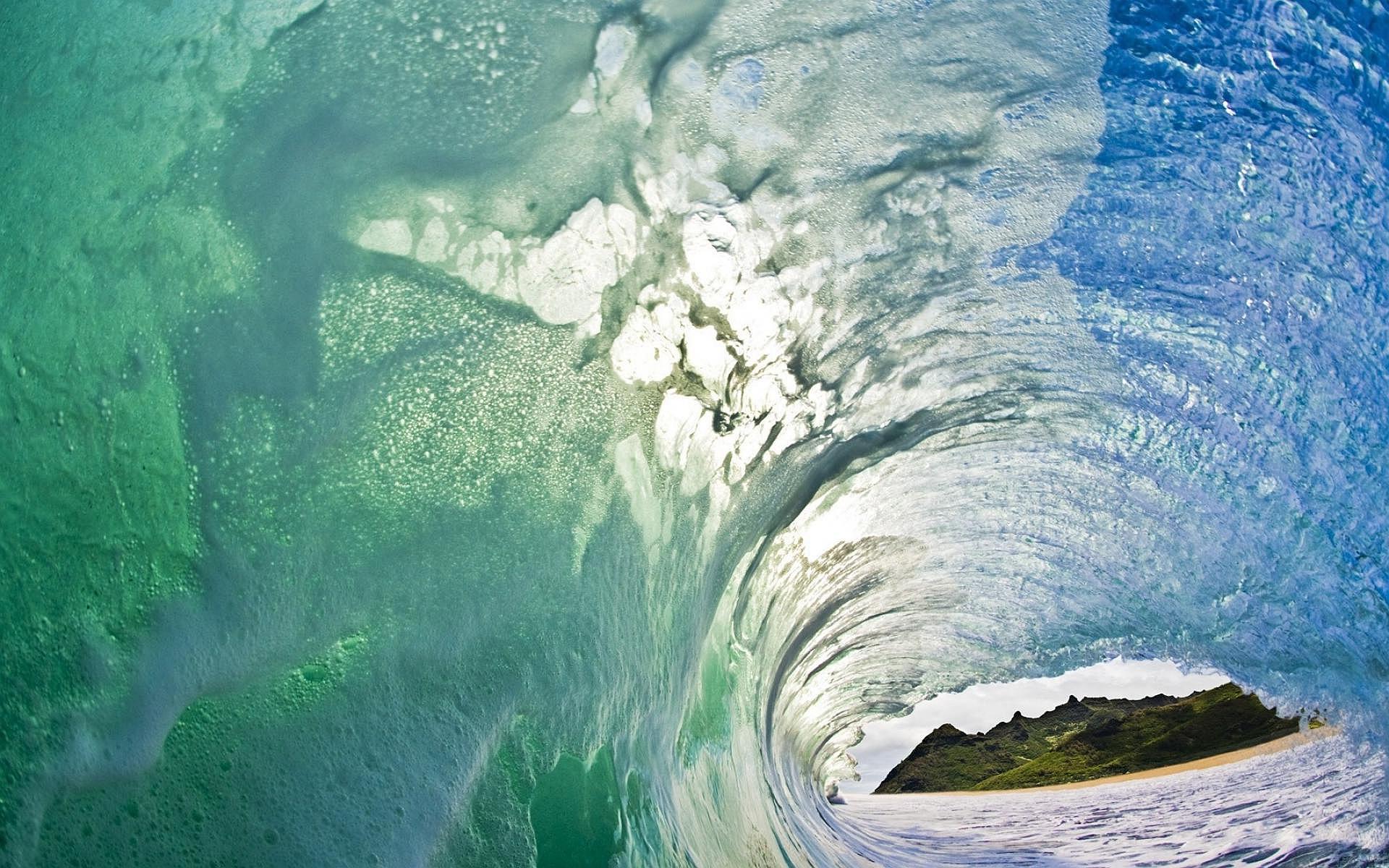 Sea Wave Hd Desktop Wallpapers 4k Hd