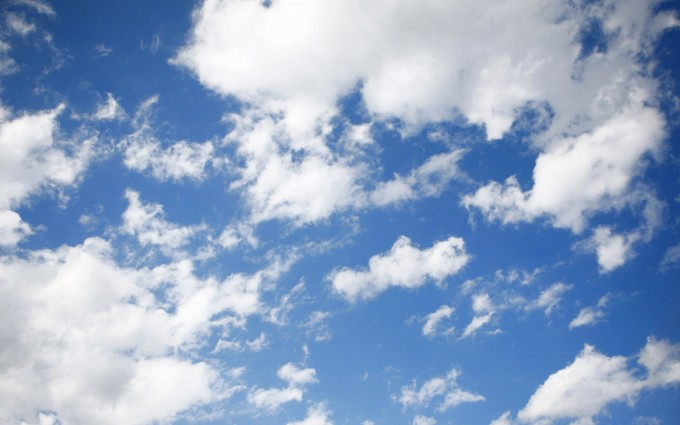 sky wallpaper clouds