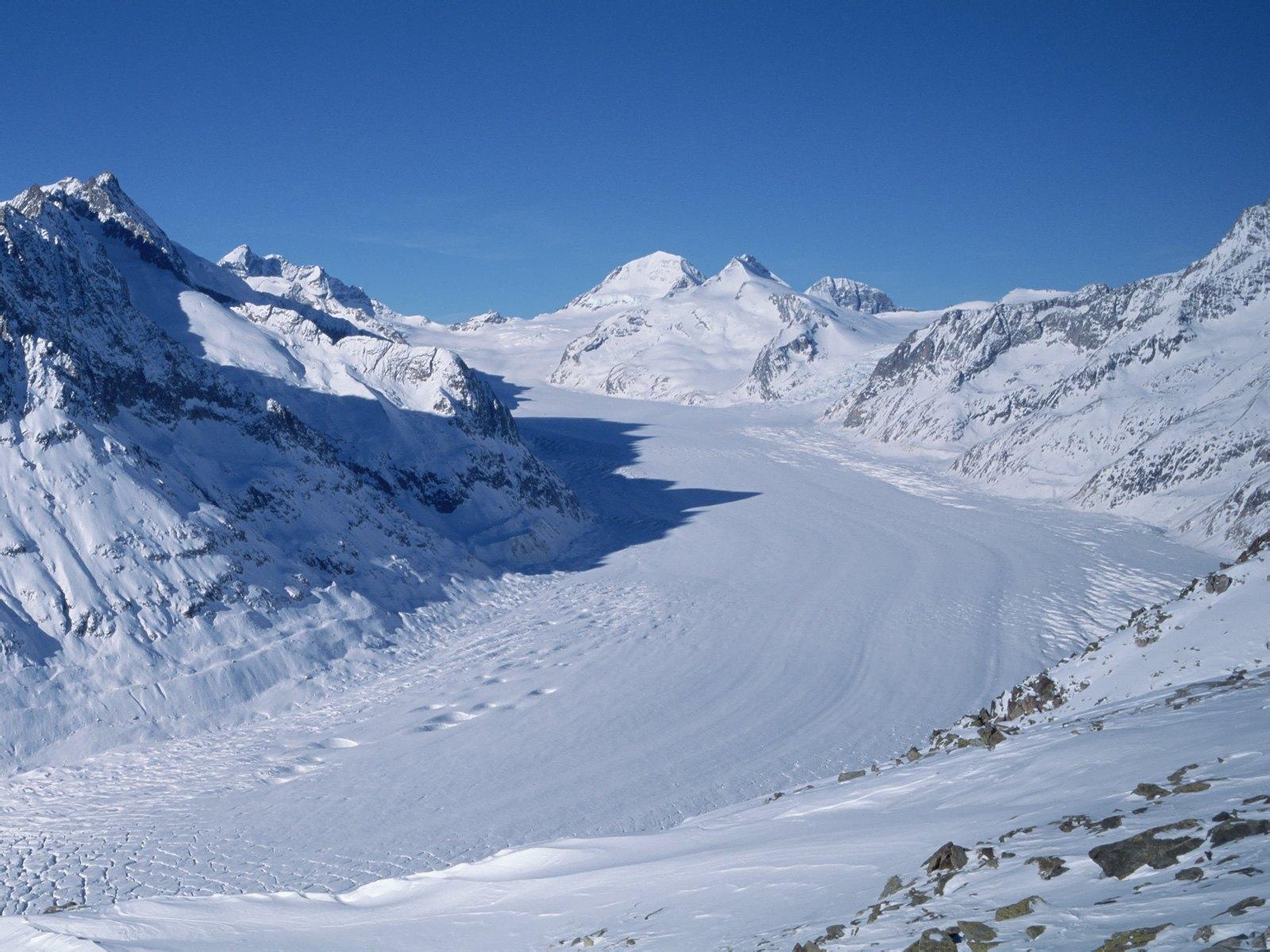 snow mountain hd
