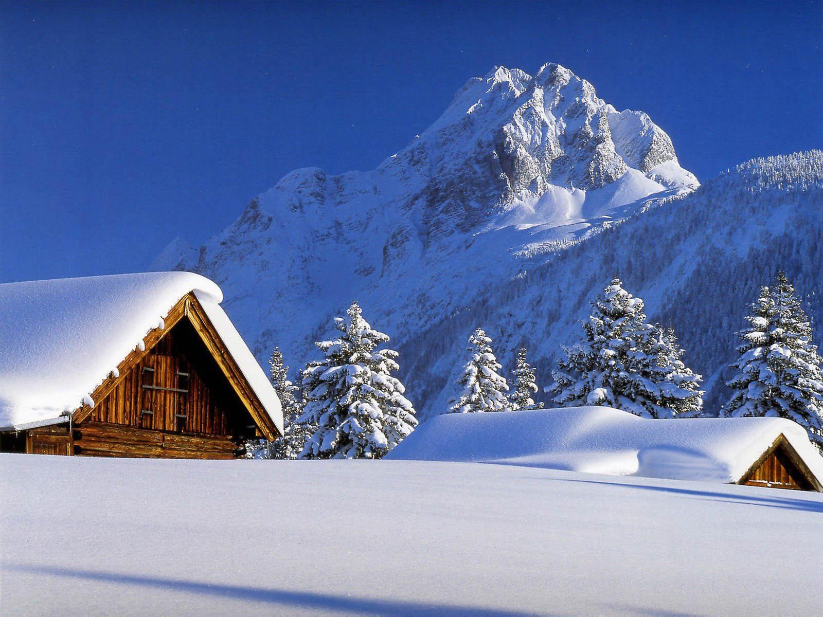 snow wallpaper download
