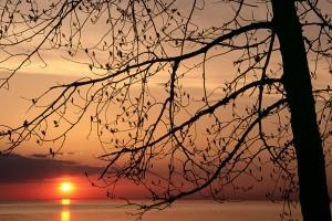 stunning wallpaper sunset