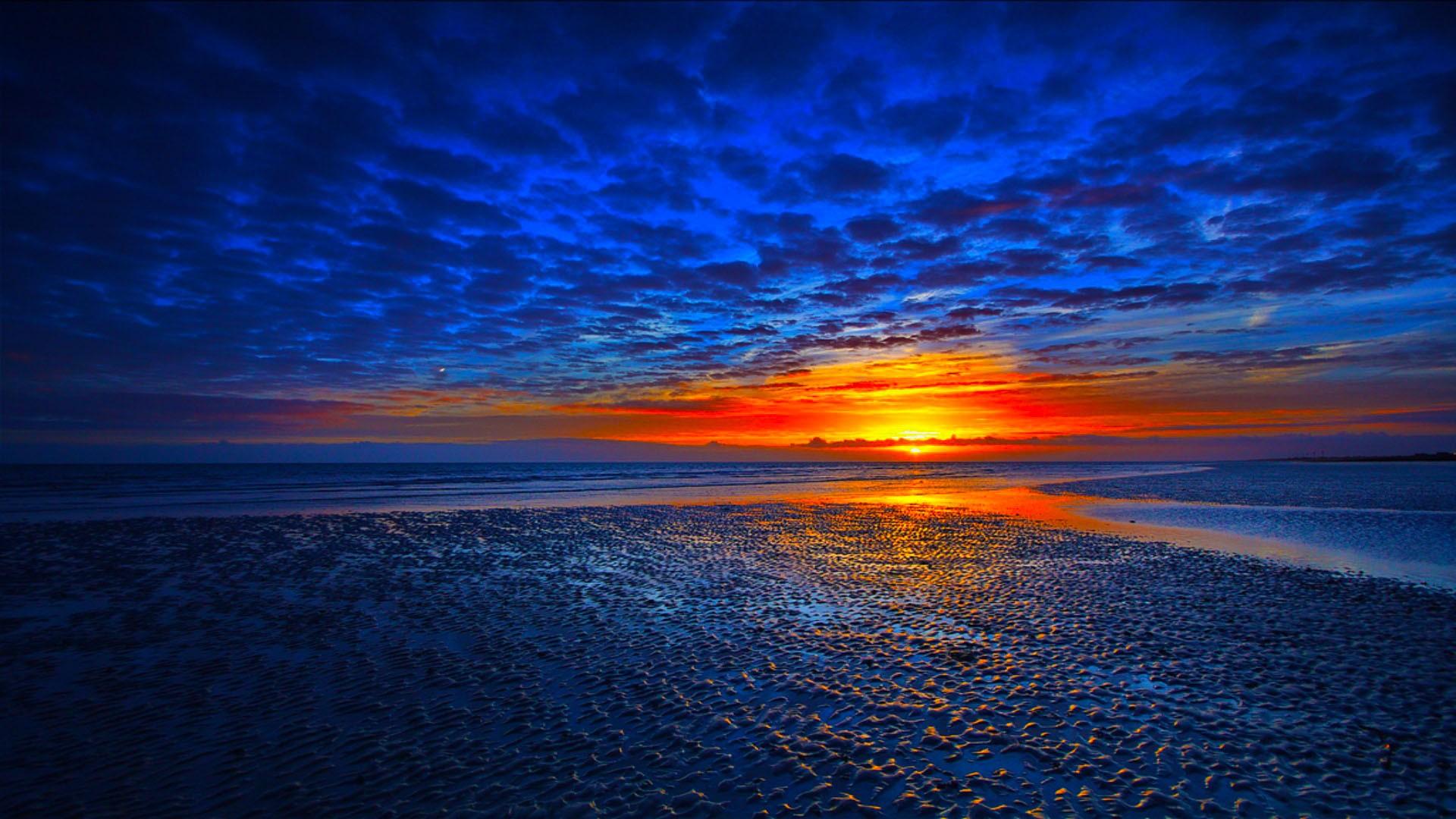 sunset desktop backgrounds