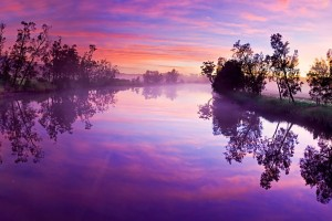 sunset wallpapers purple pink