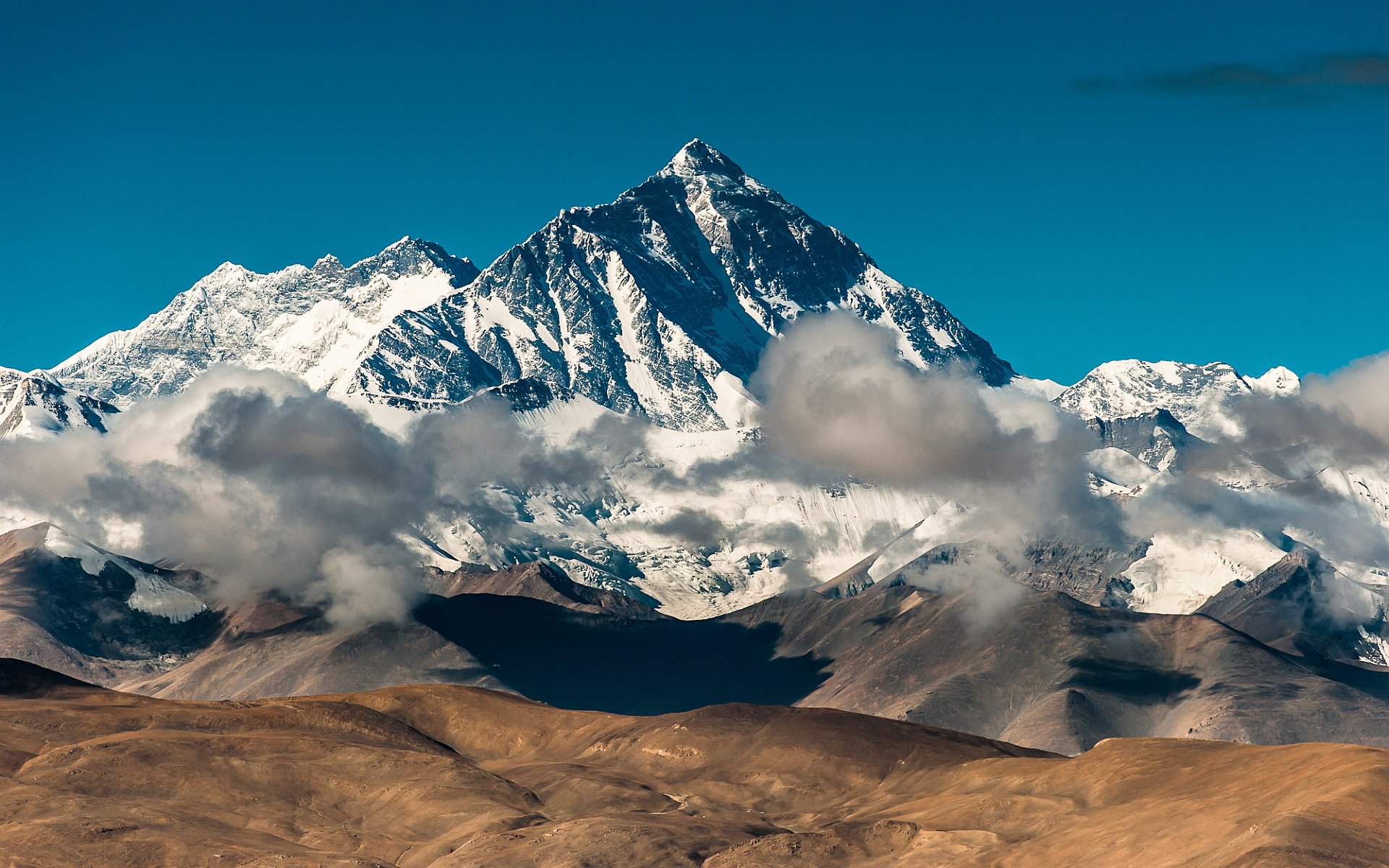 tibet mt everest