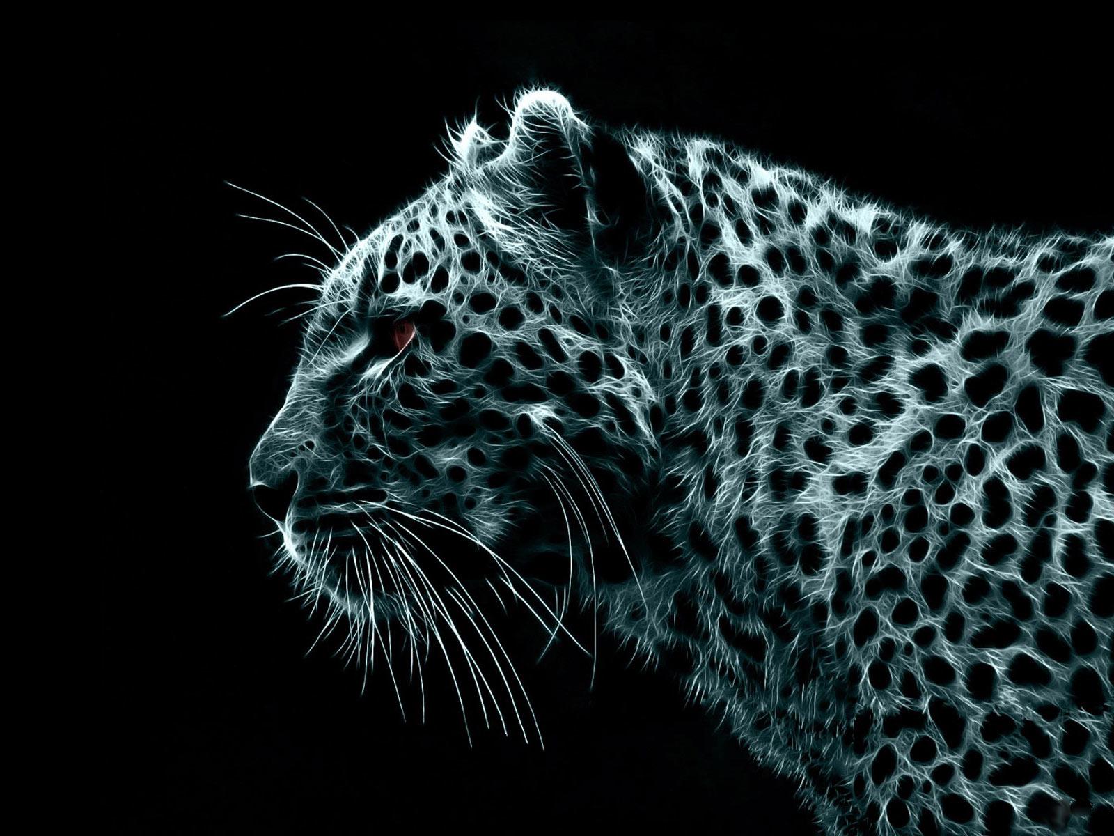 wallpaper leopard print
