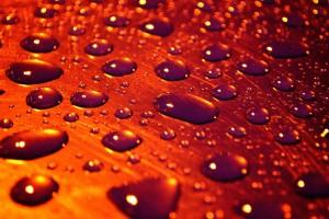 water drops A1
