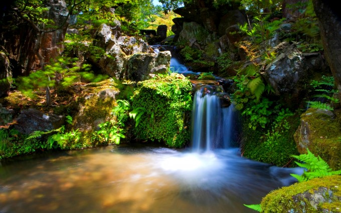 waterfalls pictures nature