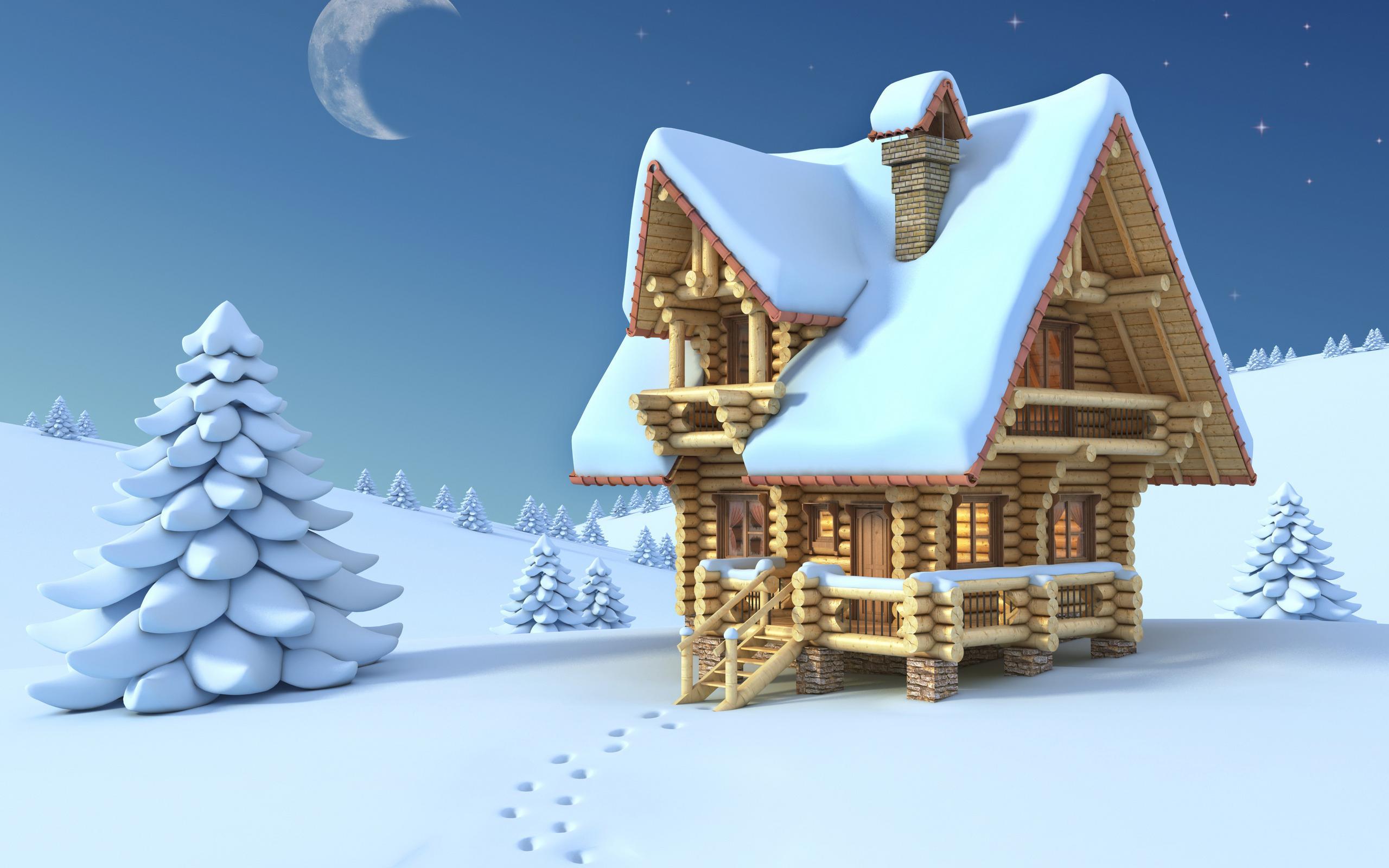 winter background hd