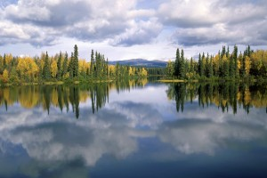 yukon wallpaper lake