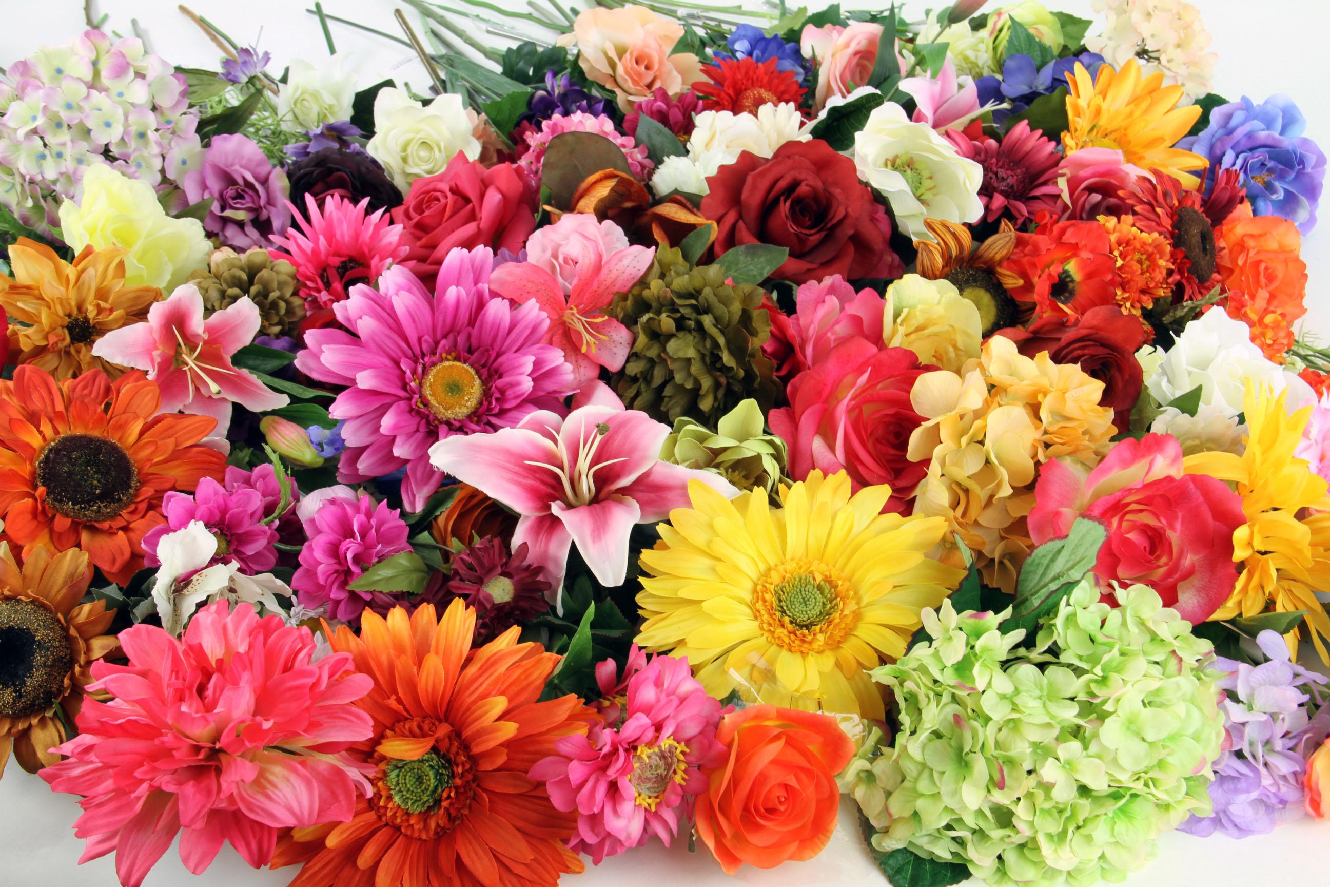 Интернет магазин композиции букеты из искусственных цветов ...