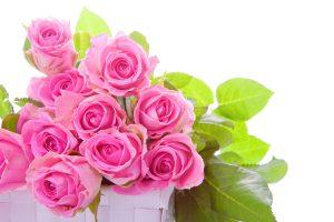 bouquet flowers A4