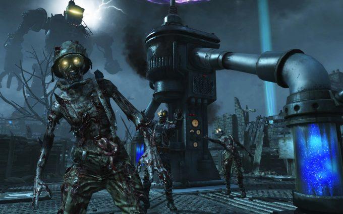 Call Of Duty Zombies Wallpapers Hd Desktop Wallpapers 4k Hd