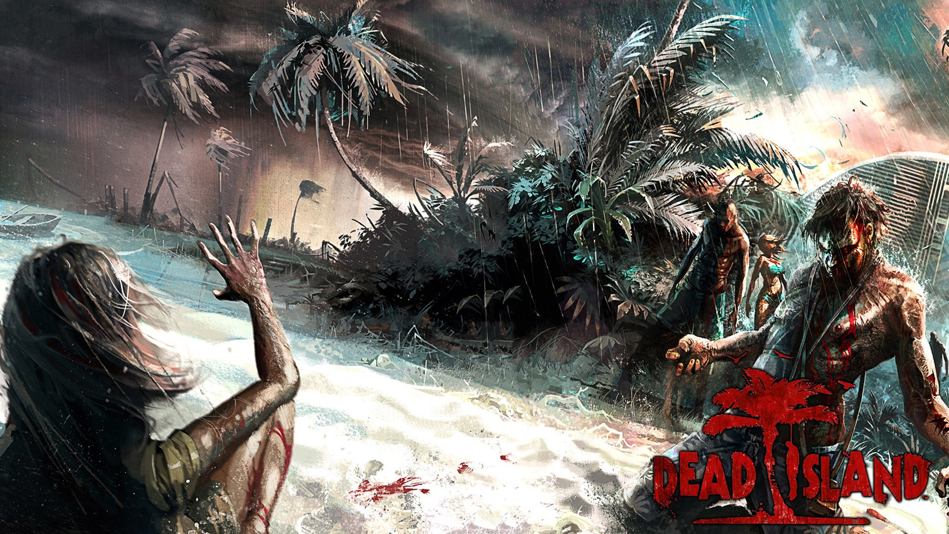 dead island wallpapers hd desktop wallpapers 4k hd