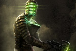 dead space background  A1