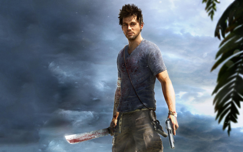 Far Cry 3 Jason Brody Hd Desktop Wallpapers 4k Hd