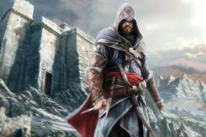 free ezio wallpaper