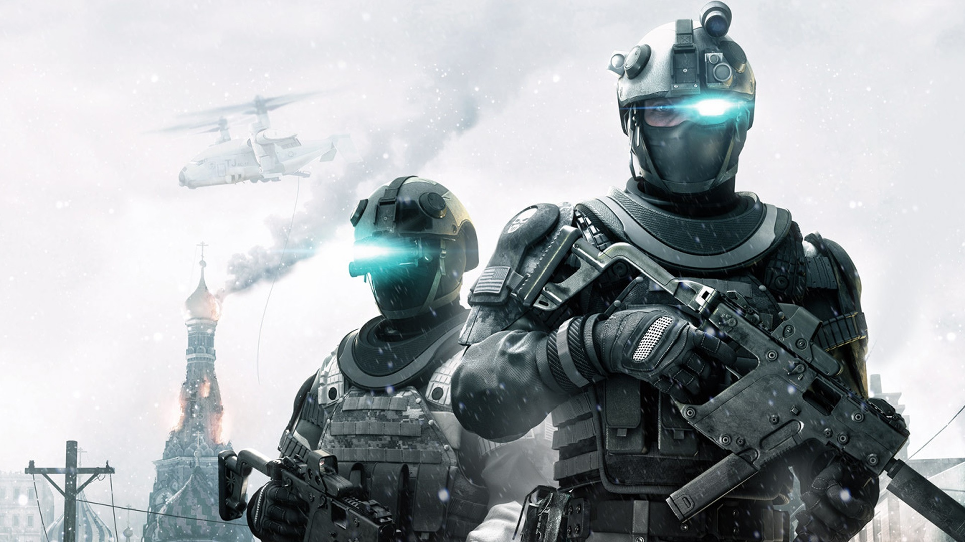 ghost recon pictures