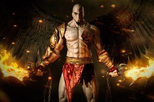 god of war A10
