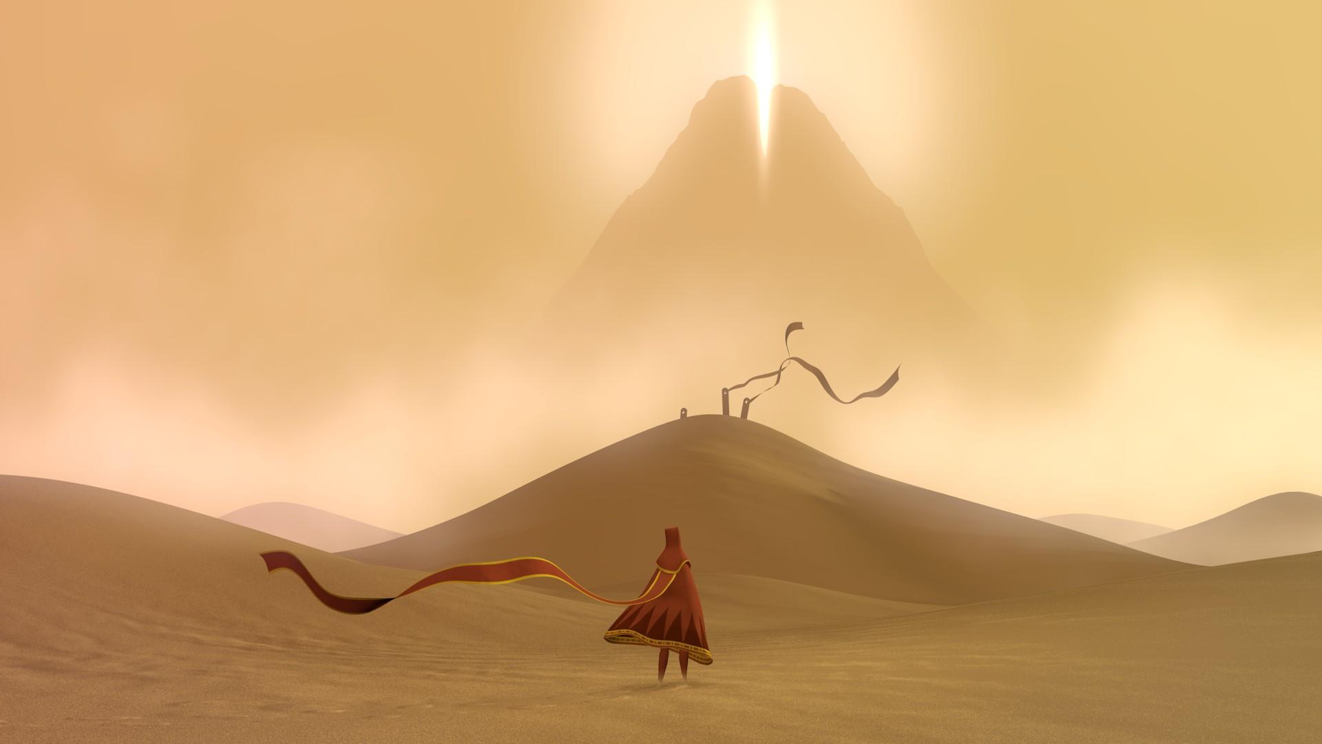 journey game desktop wallpaper