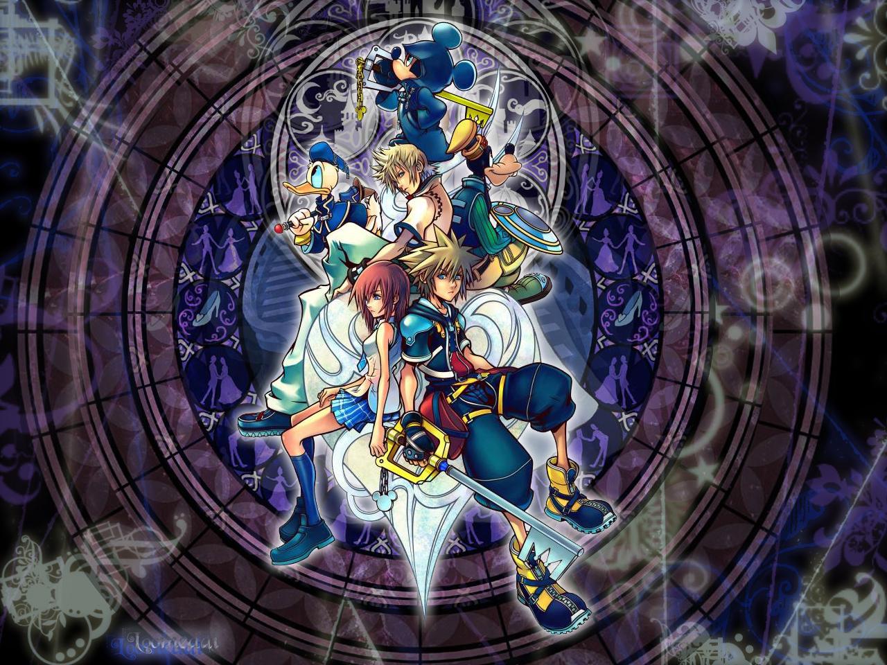 kingdom hearts background A5