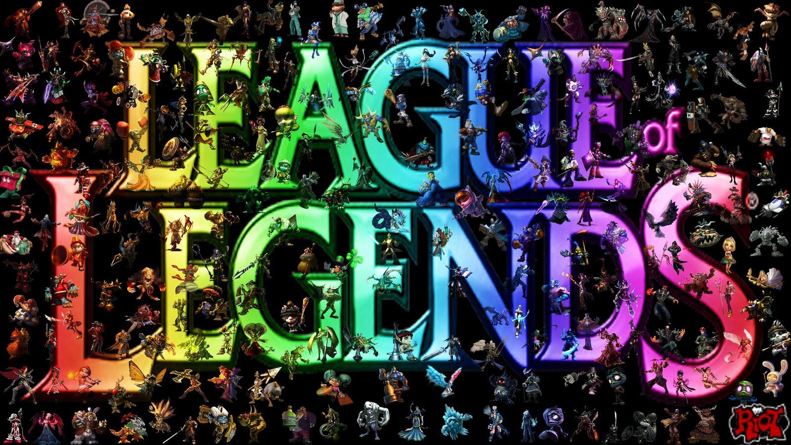 league of legends wallpaper A3