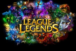 league of legends wallpaper A4