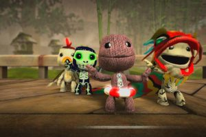 little big planet backgrounds
